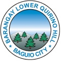 Seal of Lower Quirino Hill, Baguio City.jpg
